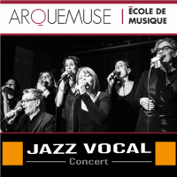 vignette d'article spectacle Groupe vocal Jazze