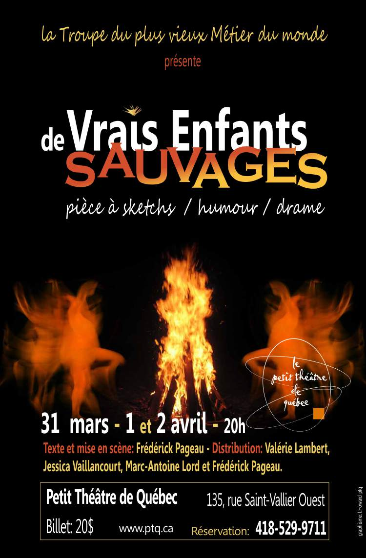 poster enfants sauvages